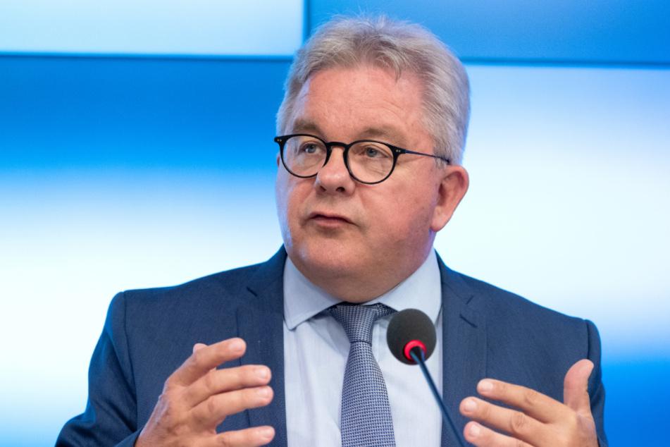 Baden-Württembergs Justizminister Guido Wolf (58, CDU).