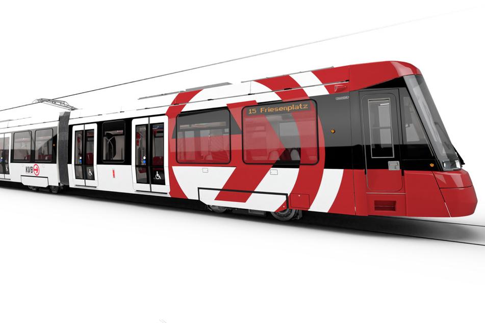 Die KVB hat den Auftrag zum Kauf von 64 neuen Straßenbahnen für Köln erteilt.