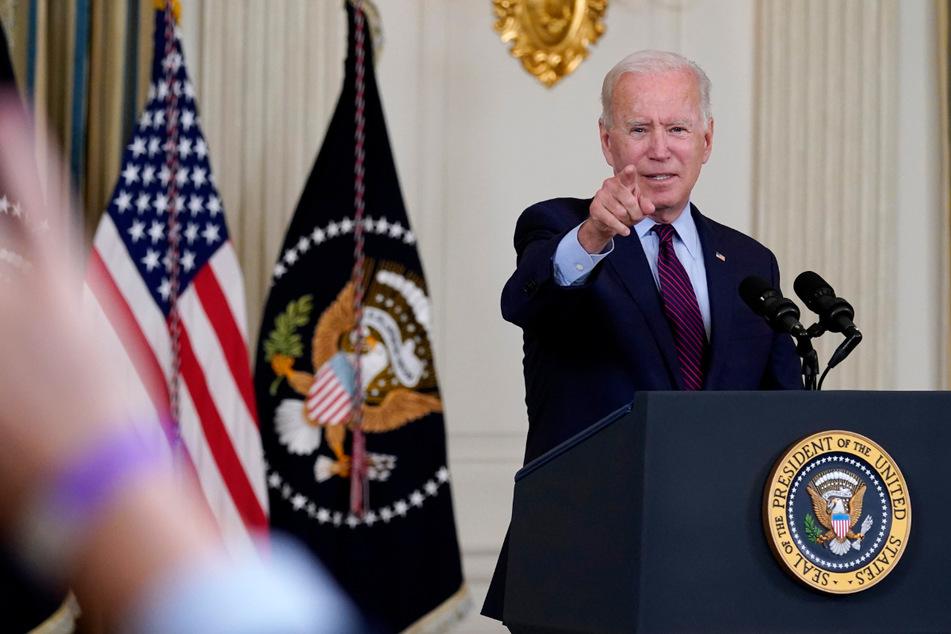"""Joe Biden mit deutlichen Worten: Republikaner spielen """"russisches Roulette"""""""