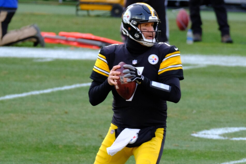 Steelers quarterback Ben Roethlisberger threw for a touchdown in Pittsburgh's Week One win over Buffalo on Sunday.