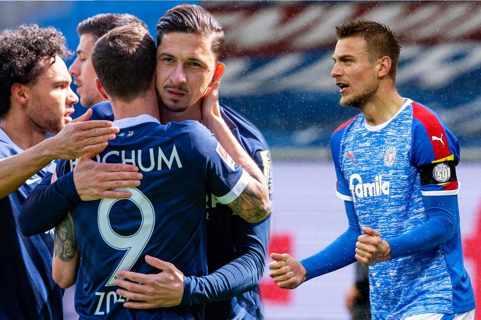 +++ Zweitliga-Liveticker: Fixieren Holstein Kiel und der VfL Bochum den Aufstieg? +++