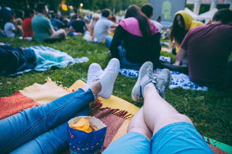 Ab dem 20. Juli können Filmfans an ungewöhnlichen Orten unter freiem Himmel ins Kino.