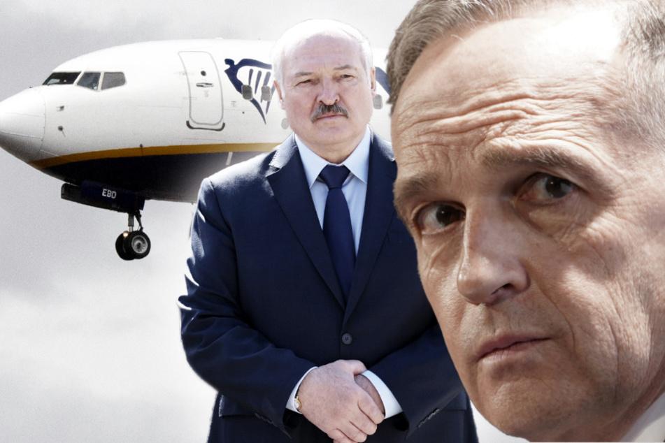 """Lukaschenko-Skandal macht fassungslos: Ryanair-""""Entführung"""" eine neue Dimension!"""