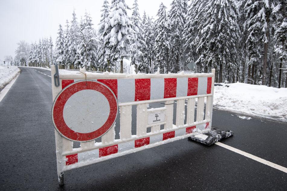 Am Wochenende: Verschneites Winterberg riegelt sich erneut ab
