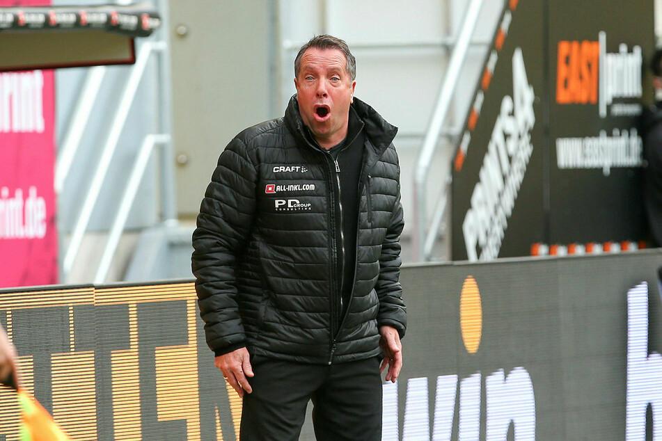 Das Aus für Dynamo-Trainer Markus Kauczinski (51) ist besiegelt.