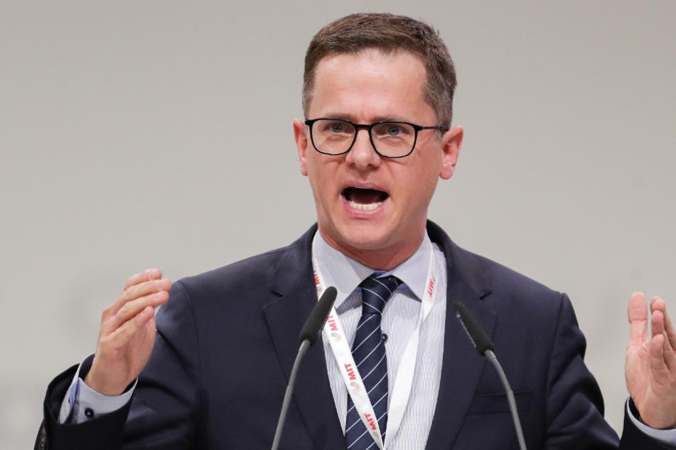 Carsten Linnemann, Vorsitzender der Mittelstands Union.