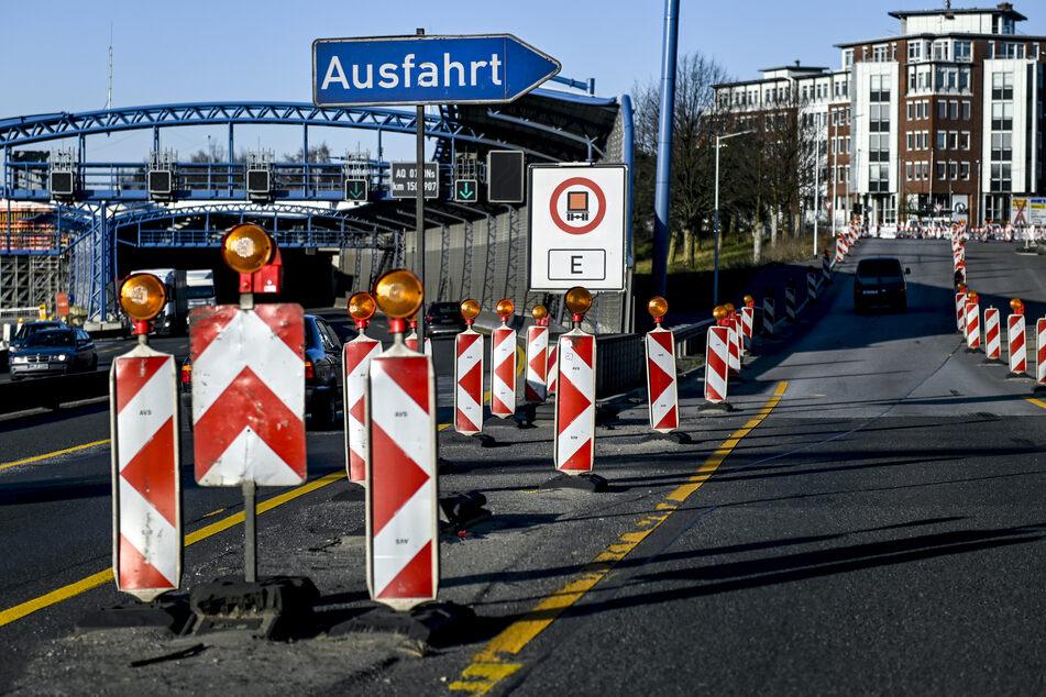 Auf Baustellen in Hamburg gibt es noch genügend Arbeit. (Symbolfoto)