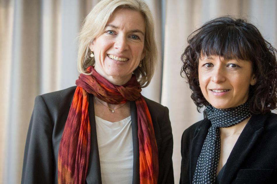 Chemie-Nobelpreis nach Berlin: Mikrobiologin ausgezeichnet