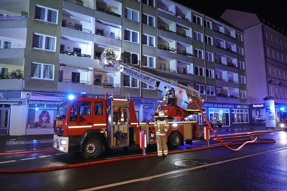 Ein defekter Geschirrspüler war für den Brand verantwortlich.