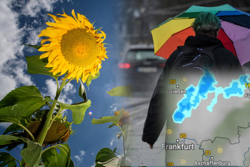 Ferienwetter oder Regenfrust? Das erwartet die Hessen am Wochenende