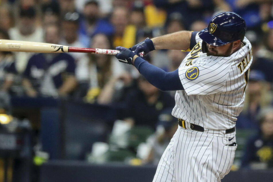 MLB: A pitcher's duel ends with the Brewers escaping with a close win over the Braves in the NLDS