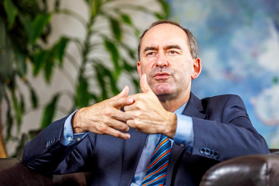 Chef der Freien Wähler und bereits stellvertretender Ministerpräsident in Bayern: Hubert Aiwanger (50) will in den Bundestag.