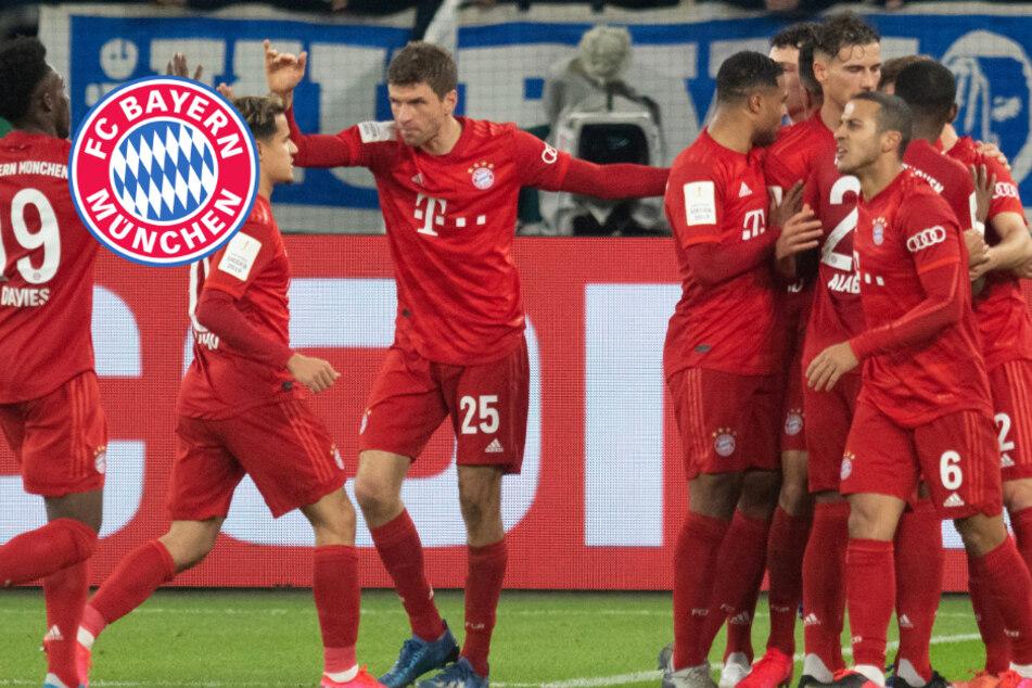 FC Bayern nach Pokal-Sieg: Immer mehr wie ein Triple-Kandidat