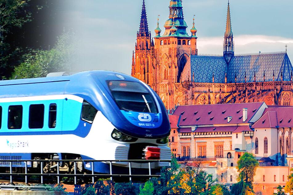 Schneller von Görlitz nach Prag? Tschechen drücken aufs Tempo