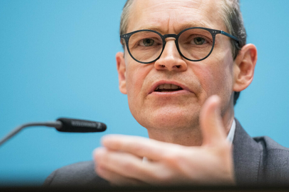 Streit um Schutzmasken-Klau: Bürgermeister Müller äußert Bedauern nach Vorwürfen gegen die USA