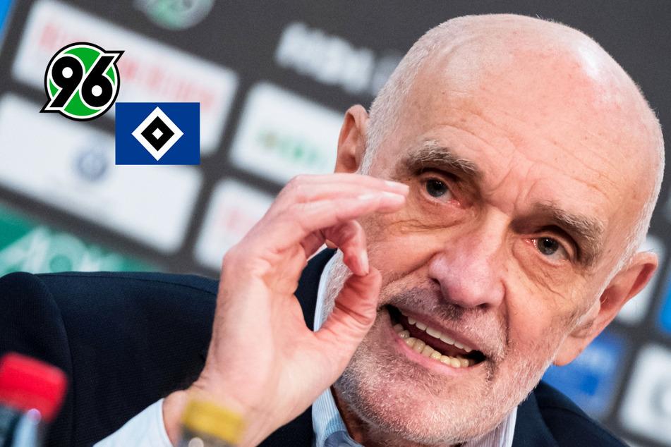 """Martin Kind kritisiert Corona-Hilfen für HSV: """"Nicht in Ordnung"""""""