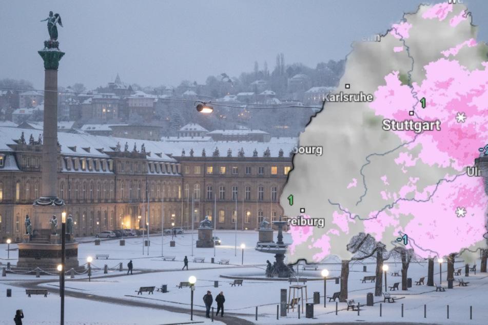 Wind und Schnee: So wird das Wetter zur Wochenmitte