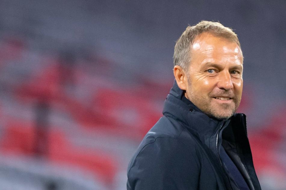 Trainer Hansi Flick (44) will den vierten Titel mit dem FC Bayern München feiern.