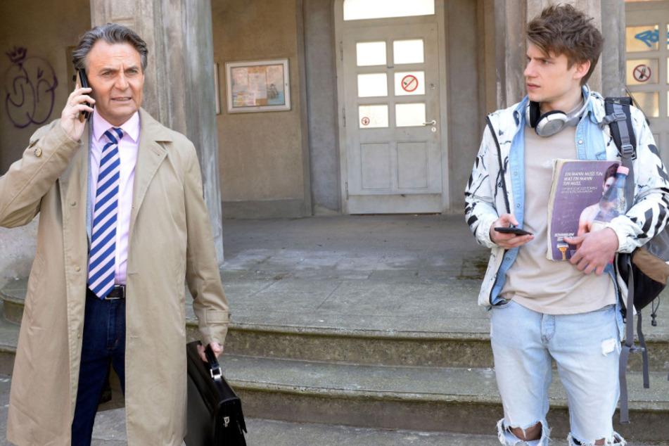 Jo Gerner trifft auf Yvonnes Sohn Moritz.