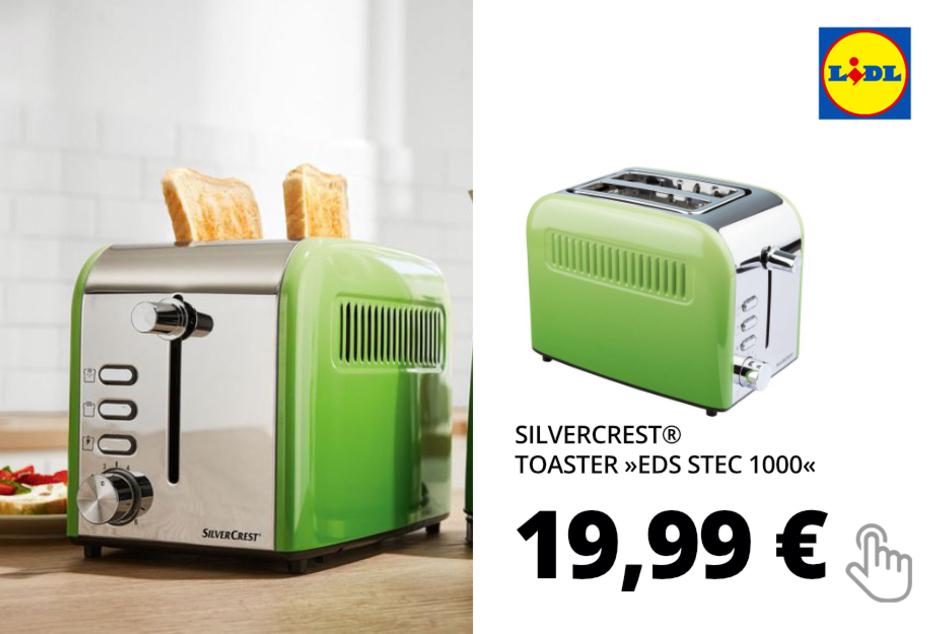 SILVERCREST® Toaster
