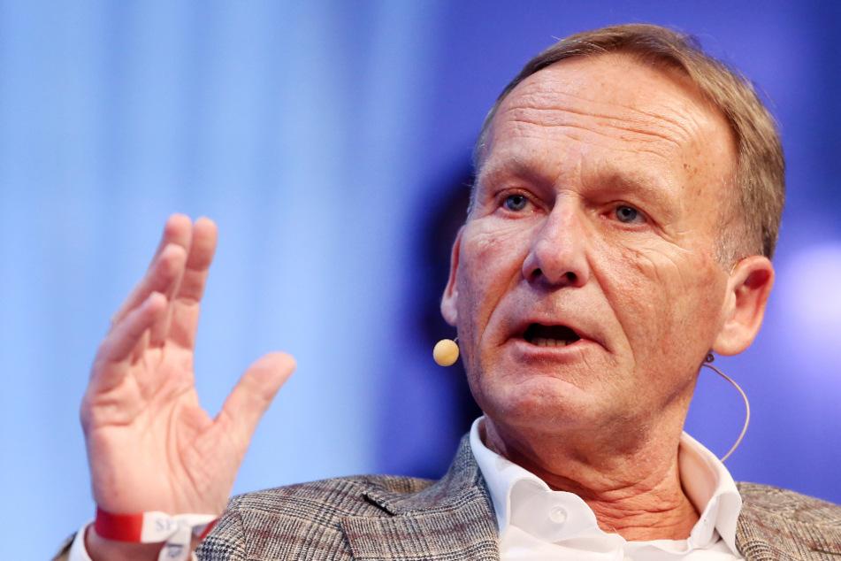 BVB-Geschäftsführer Hans-Joachim Watzke (61).