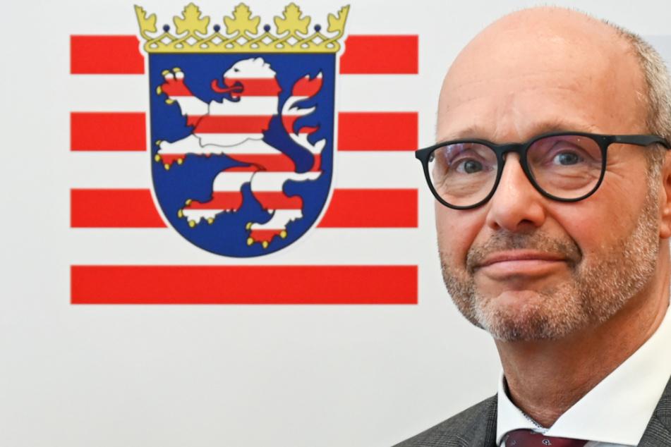 Nach Drohmail-Affäre: Neuer Polizeipräsident in Hessen will Vertrauen wieder herstellen