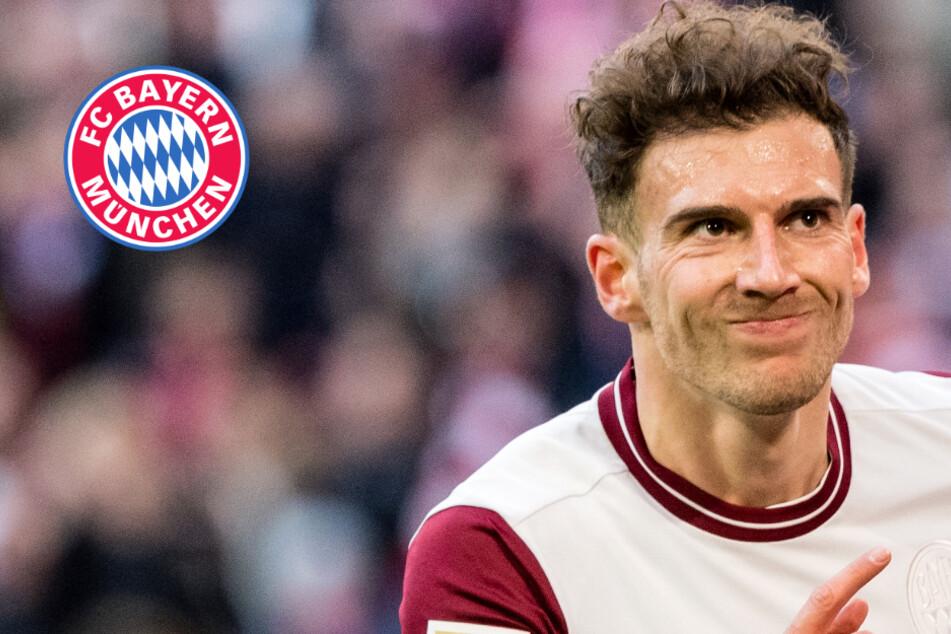Bayern-Star Leon Goretzka: Extreme Freude über Corona-Spenden