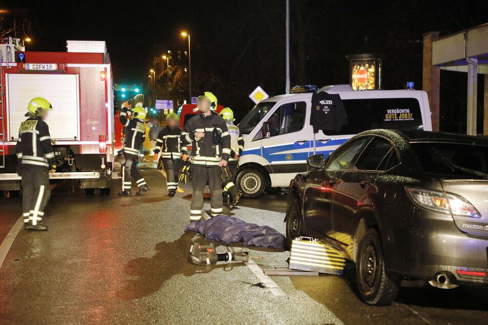 Am 19. Dezember 2018 kam eine junge Frau (†20) auf der Georgstraße Querungsversuch ums Leben.