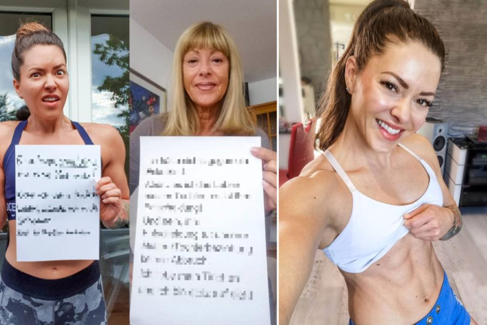 Fitness-Influencerin Artie will keine Kinder, jetzt meldet sich ihre Mutter zu Wort