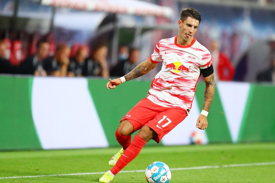 RB Leipzigs Dominik Szoboszlai (20) hat gegen den VfB Stuttgart bereits gezeigt, was in ihm steckt.