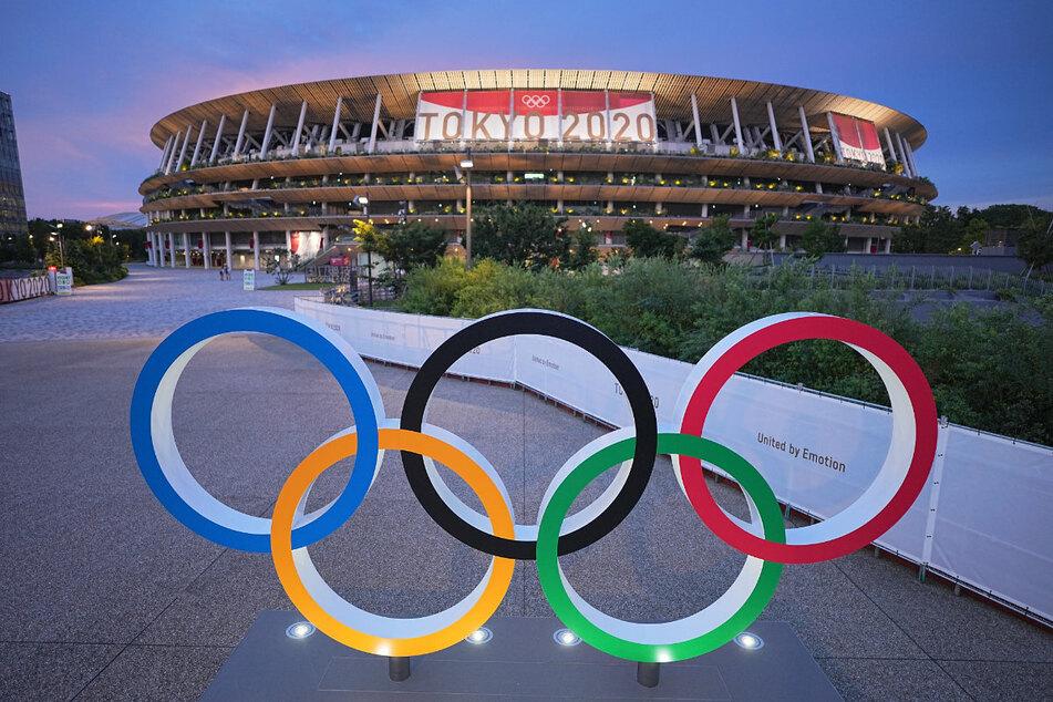 Im Olympiastadion in Tokio sollen die Eröffnungs und die Schlussfeier stattfinden.