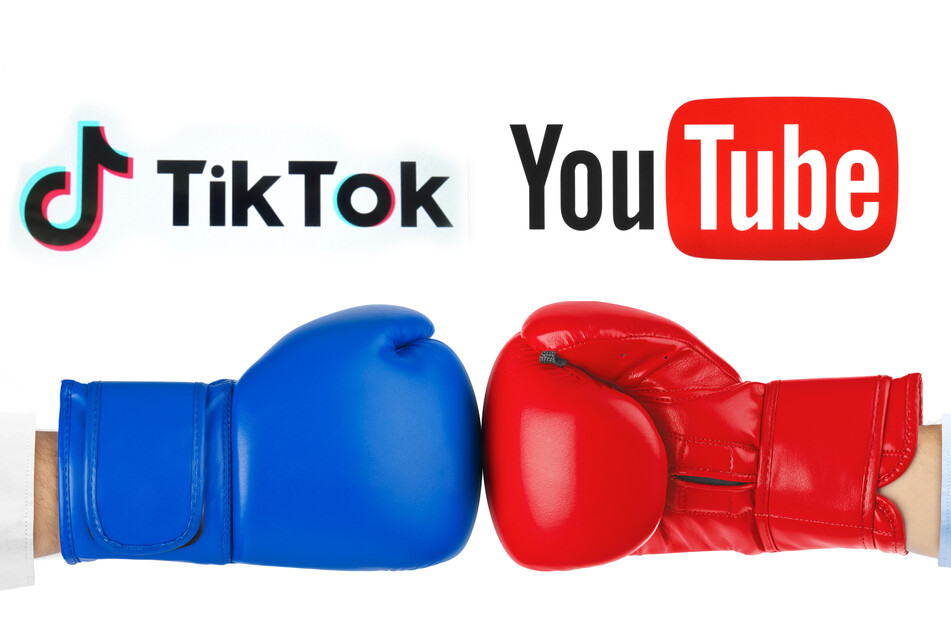 TikTok and YouTube are steadily becoming more similar by trying to offer the best of each other's platforms.