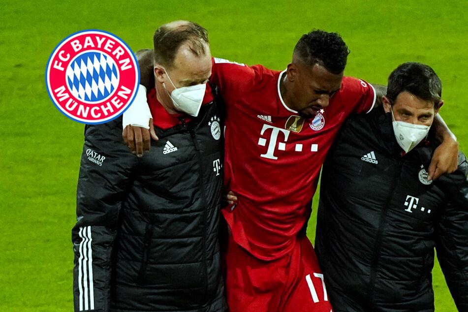 FC Bayern zittert um Boateng: Wie schwer ist er wirklich verletzt?