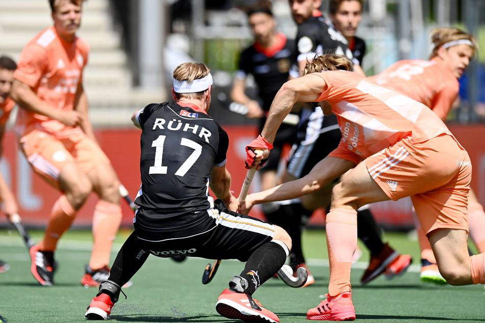 Hockey-Herren verlieren EM-Finale gegen die Niederlande trotz Führung