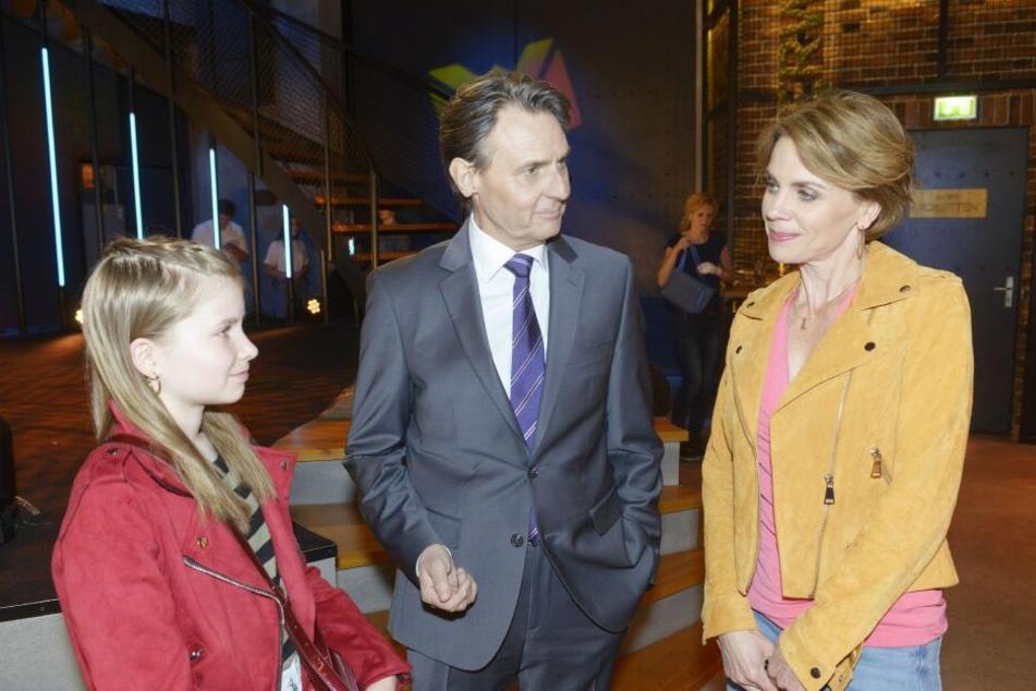 Werden Jo, Yvonne und Johanna etwa doch noch eine richtige Familie?