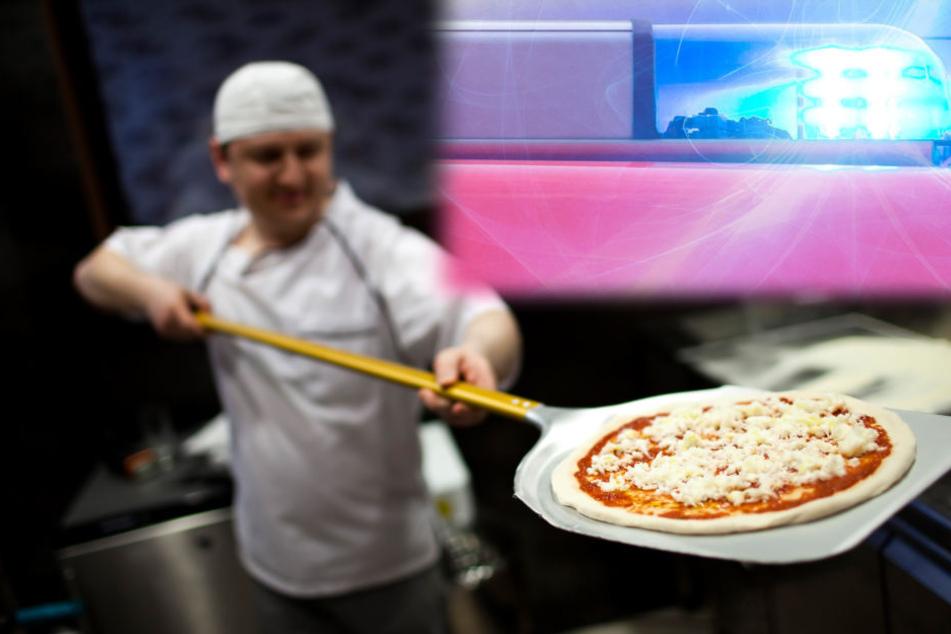 Gast beschwert sich über Pizza, dann rastet der Koch aus