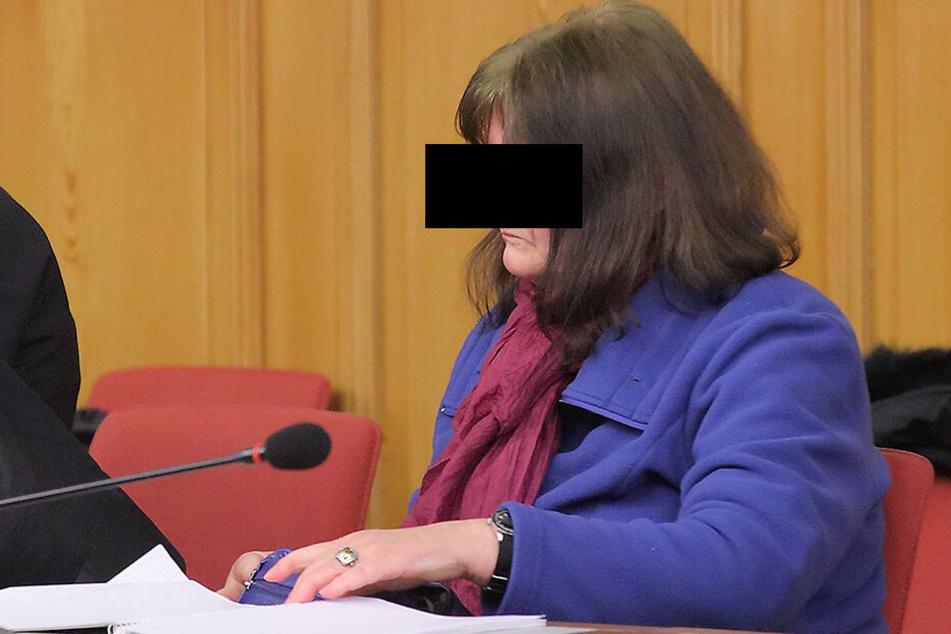 Jutta G. (70) muss ins Gefängnis. Noch ist das Urteil aber nicht rechtskräftig.