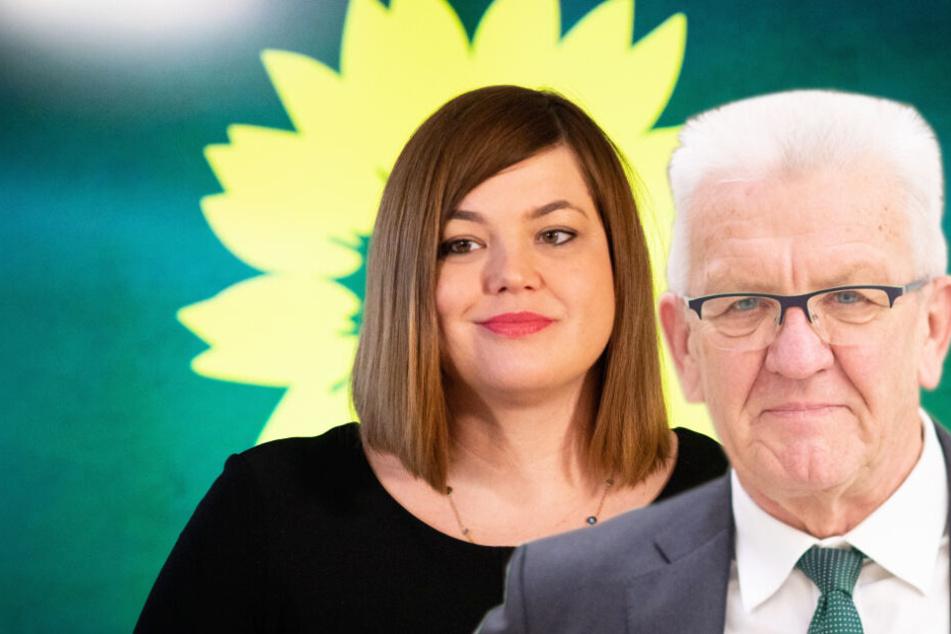 Grüne Bürgermeisterin in Hamburg? Fegebank will Kretschmann kopieren