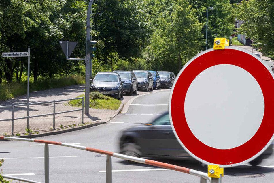 Chemnitz: Neue Sperrungen sorgen für Chaos: Baustellen-Alarm in Chemnitz