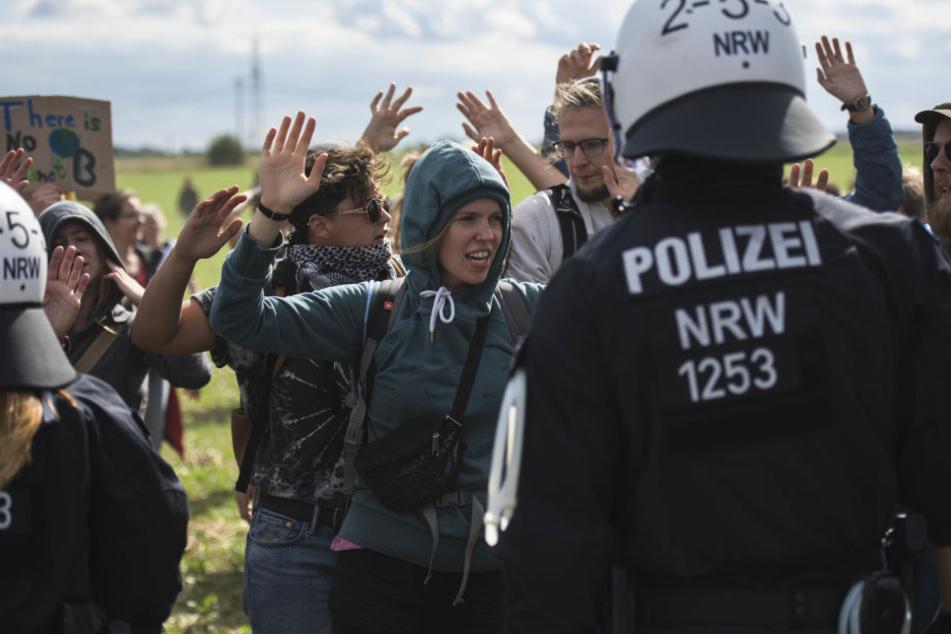 Keine Flächen: Riesige Demo am Hambacher Forst verboten
