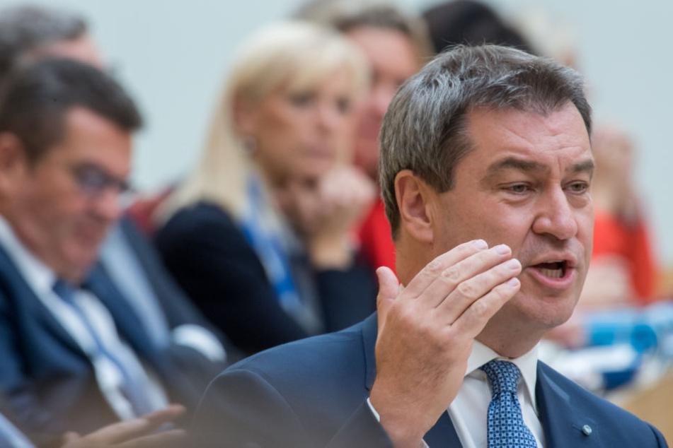 Umfragetief, Diesel, Merkel: Letzte CSU-Vorstandssitzung vor der Wahl