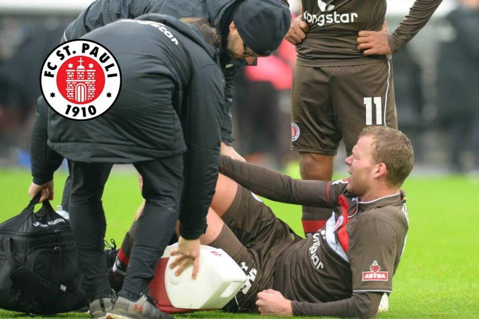 Diagnose steht fest: So lange fehlt Veerman dem FC St. Pauli!