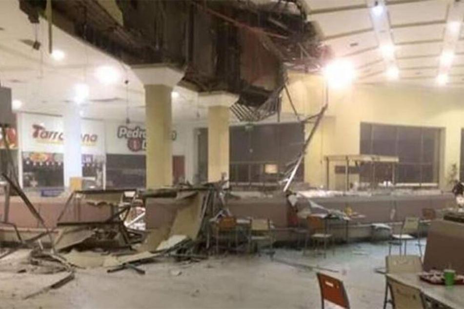 Ein Erdbeben der Stärke 8,0 hat in Peru schwere Schäden verursacht.