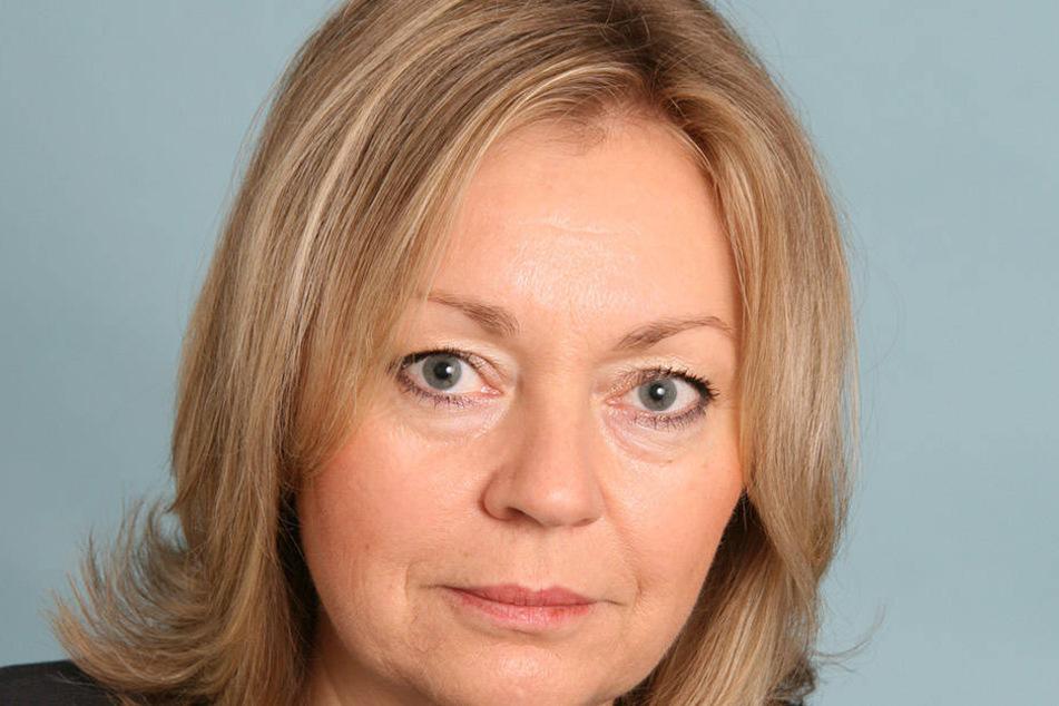 Renata Linatova von der Gewerbeaufsicht in Usti nad Labem warnt vor gefährlichem Ramsch in von den Märkten.