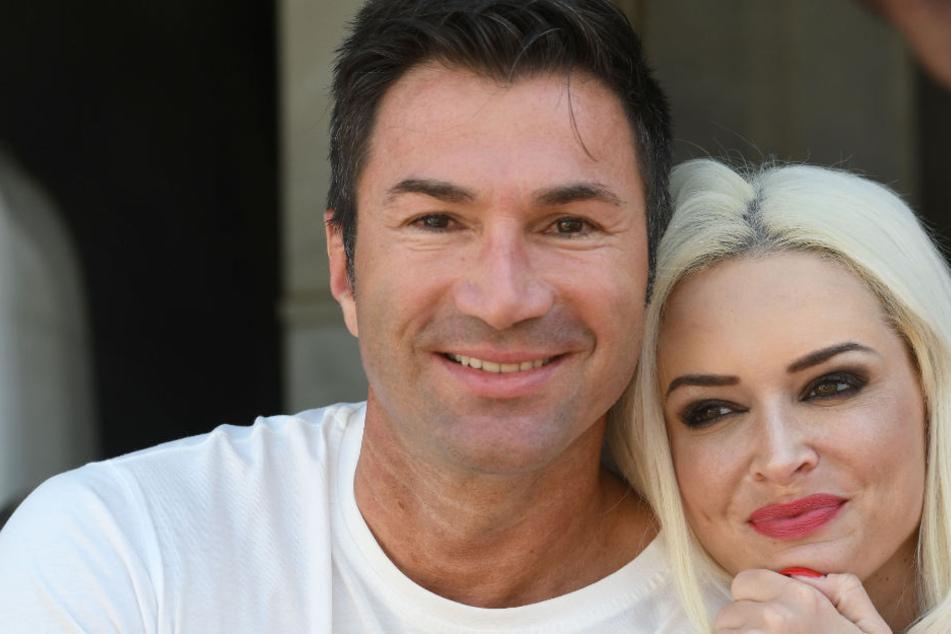 Daniela Katzenberger und ihr Mann Lucas Cordalis.