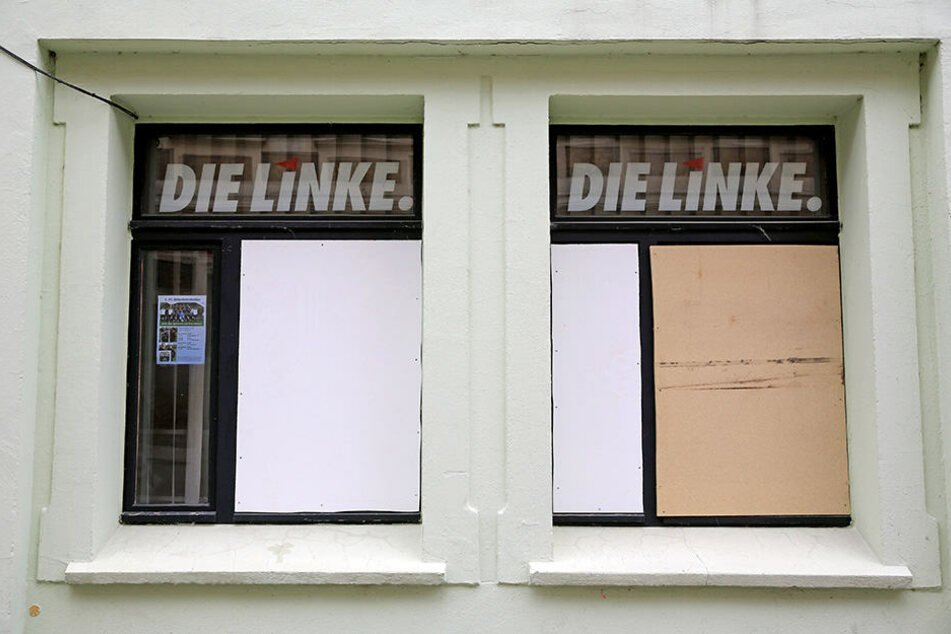 Büros von Politikern der Linken und der AfD sind im vergangenen Jahr besonders häufig Ziel von Angriffen gewesen. (Archivbild)
