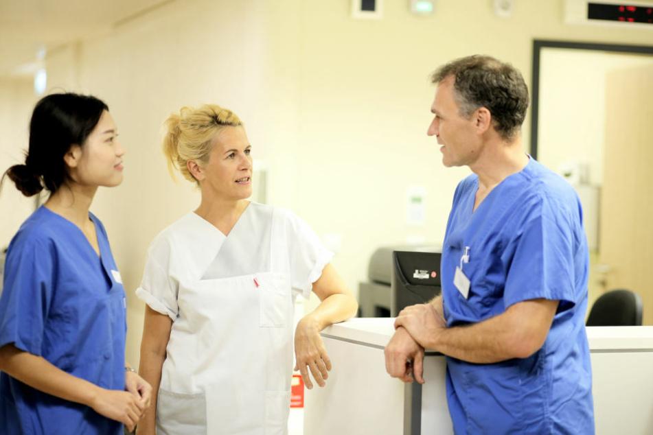 Die Mitarbeiter der MEDIAN Kliniken freuen sich über neue Kollegen.