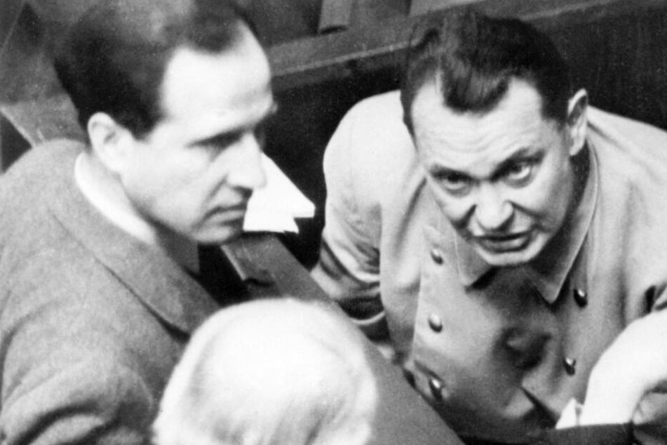 Die Tochter von Hermann Göring (r.) wurde in München beigesetzt. (Archivbild)