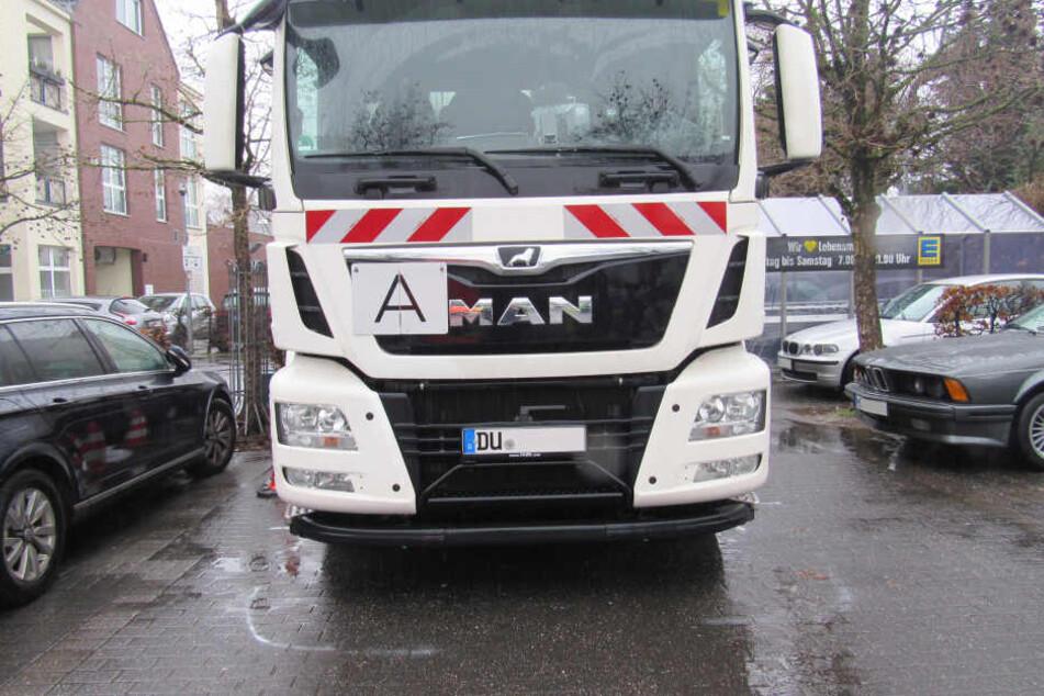 Tödlicher Unfall: Rentner wird von Müllwagen überrollt