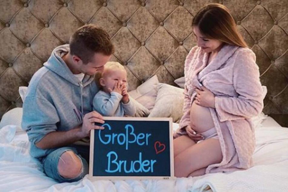 Deutschlands größte Influencerin ist schwanger.